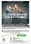 Download flyer - Climate Behind the Headlines